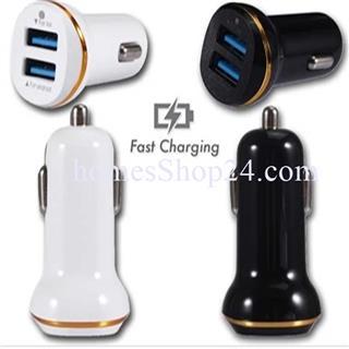 2A 5V Dual USB Port